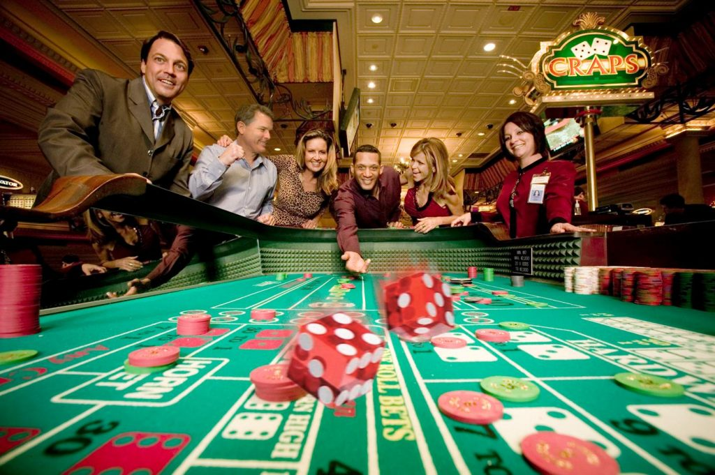The Easy Way To Craps Bet Casino Reports Canada Casino News