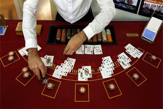 Playing Video Clip Casino Poker Gamings Online