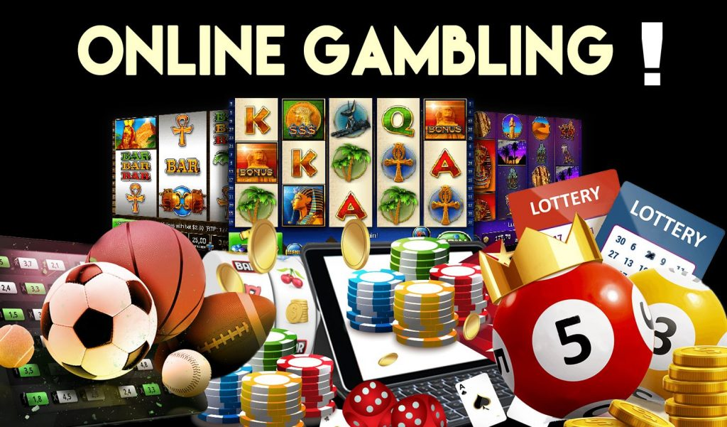 Everybody Knows About Online Gambling