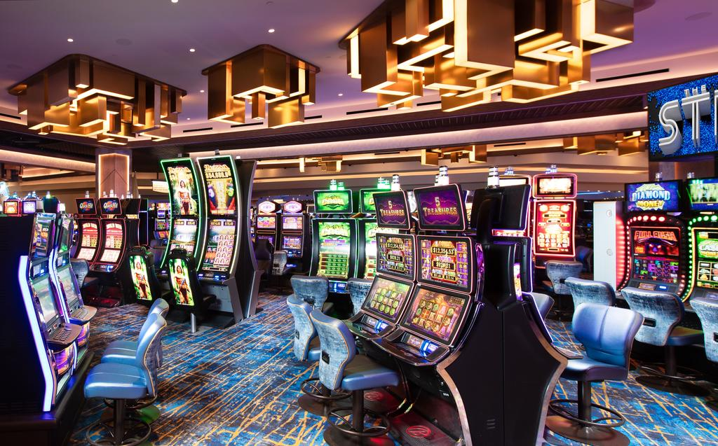 Unanswered Questions On Casino That You Must Find Out About