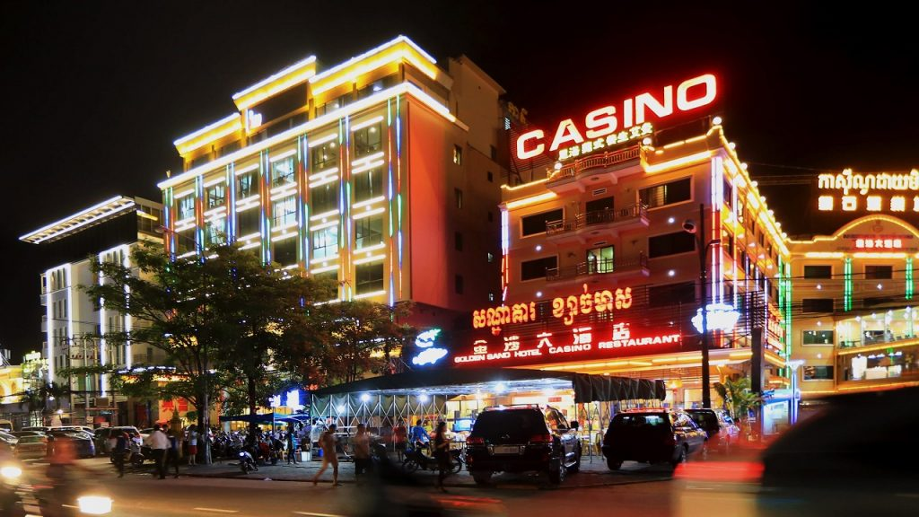 The Nuisances Of Online Casino