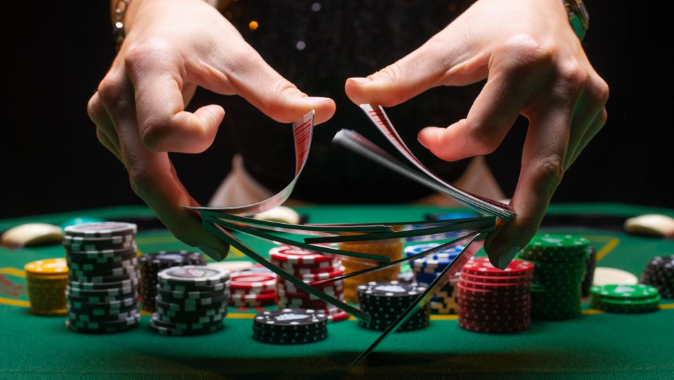 The Untold Story On Casino That You